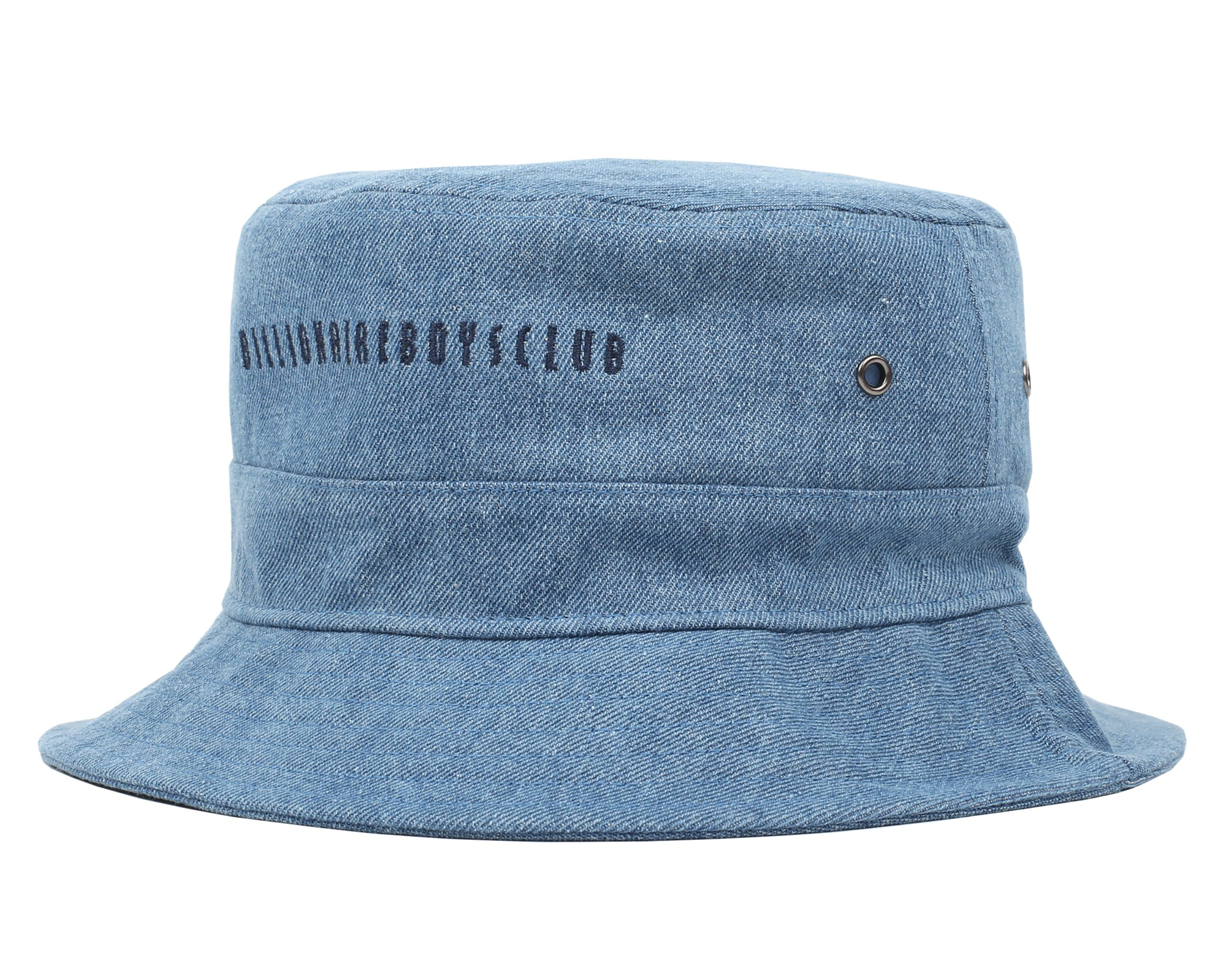 DENIM BUCKET HAT - DENIM