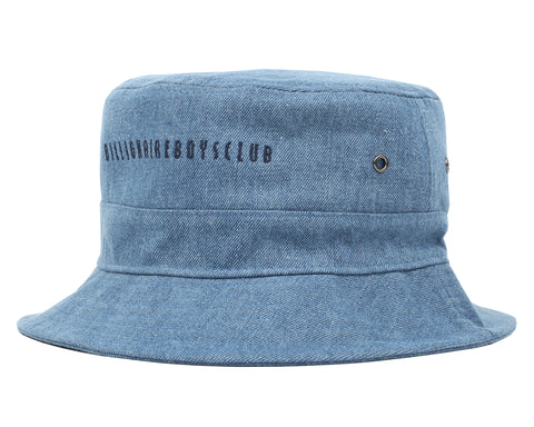 Billionaire Boys Club Pre-Fall '19 DENIM BUCKET HAT - DENIM