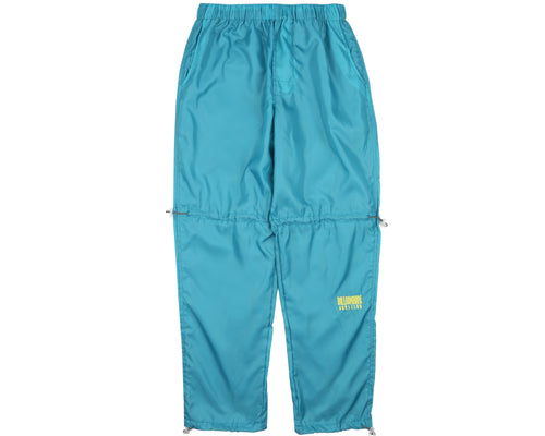 NYLON RIPSTOP BEACH PANT - TEAL