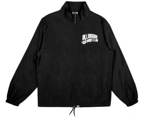 Billionaire Boys Club Pre-Spring '17 MECHANICAL WINDBREAKER - BLACK
