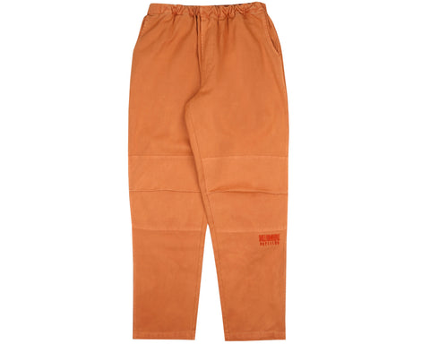 Billionaire Boys Club Pre-Spring '18 OVERDYE BEACH PANT - OVERDYE ORANGE