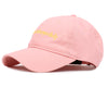 Billionaire Boys Club Pre-Fall '19 EMBROIDERED CURVED VISOR CAP - CORAL