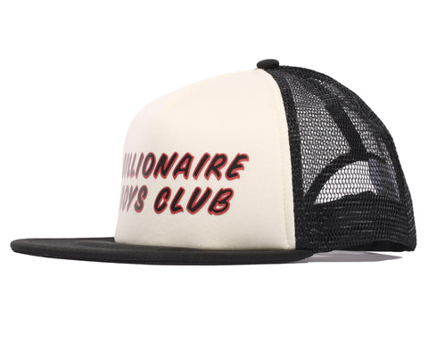 Billionaire Boys Club Spring '19 ROCKETIN TRUCKER CAP - BLACK