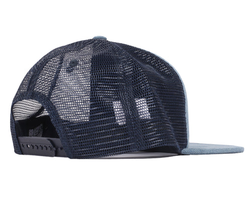 MANTRA TRUCKER CAP - BLUE
