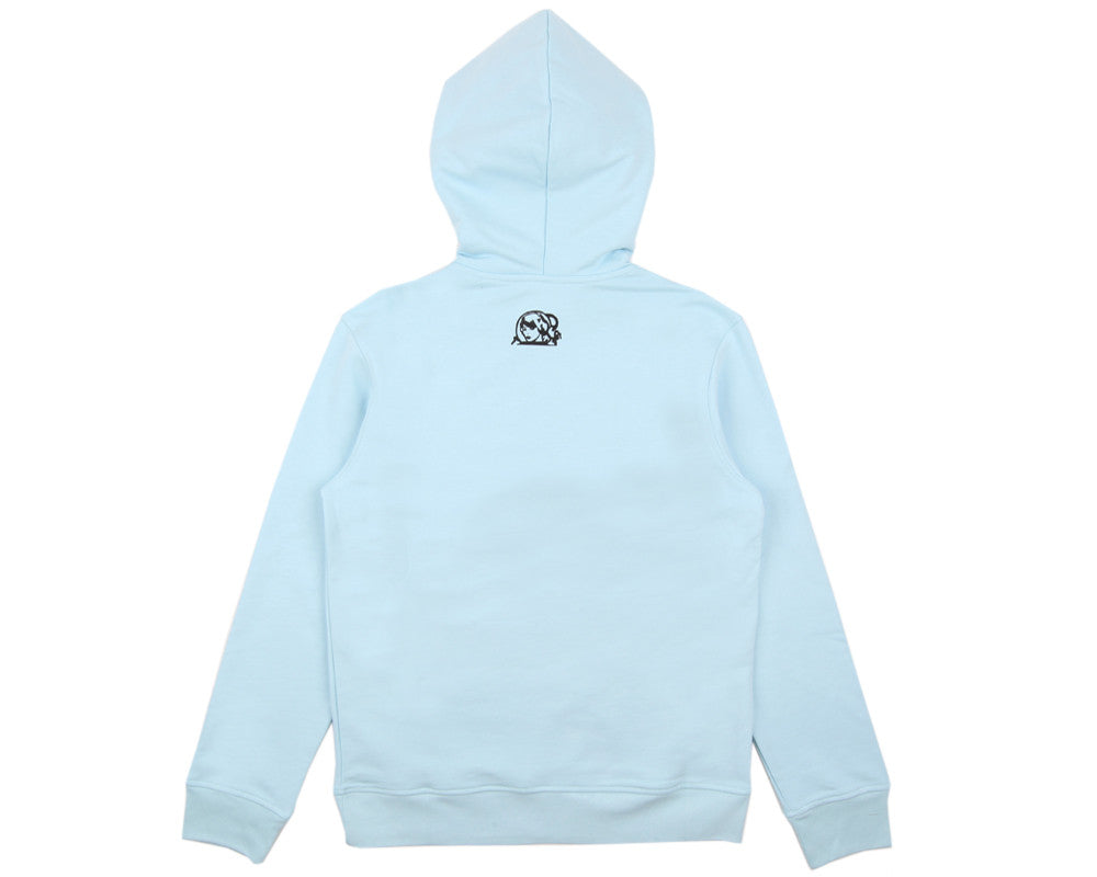 Billionaire Girls Club BGC Authentic Pullover - Sky Blue