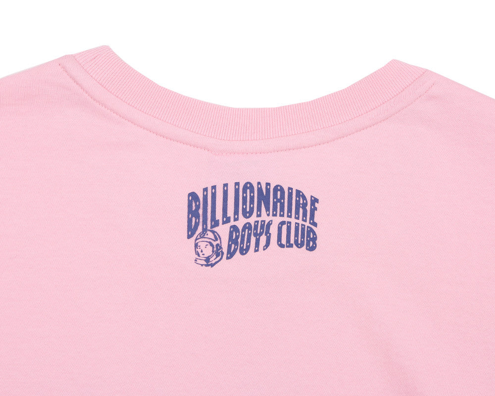 Billionaire Boys Club Pre-Fall '17 HOTEL FRONT T-SHIRT - PINK