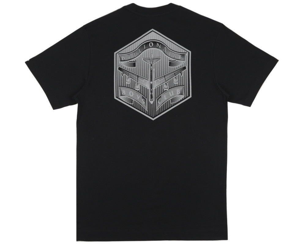 Billionaire Boys Club Spring '17 B-52 PRINT T-SHIRT - BLACK
