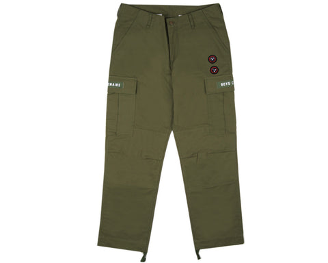 Billionaire Boys Club CLIMBING CARGO PANTS - OLIVE