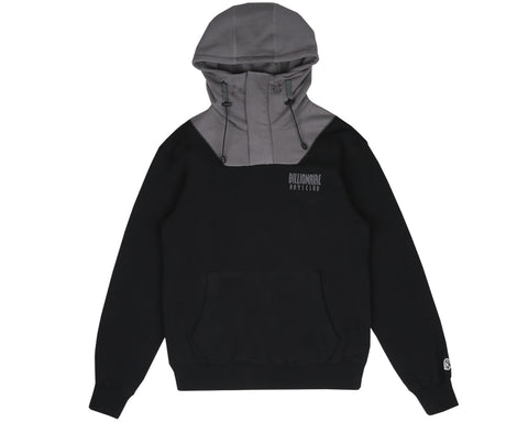 Billionaire Boys Club Pre-Spring '18 MILITARY POPOVER HOOD - BLACK