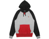 Billionaire Boys Club Fall '17 RAYGUN POPOVER HOOD HEATHER GREY