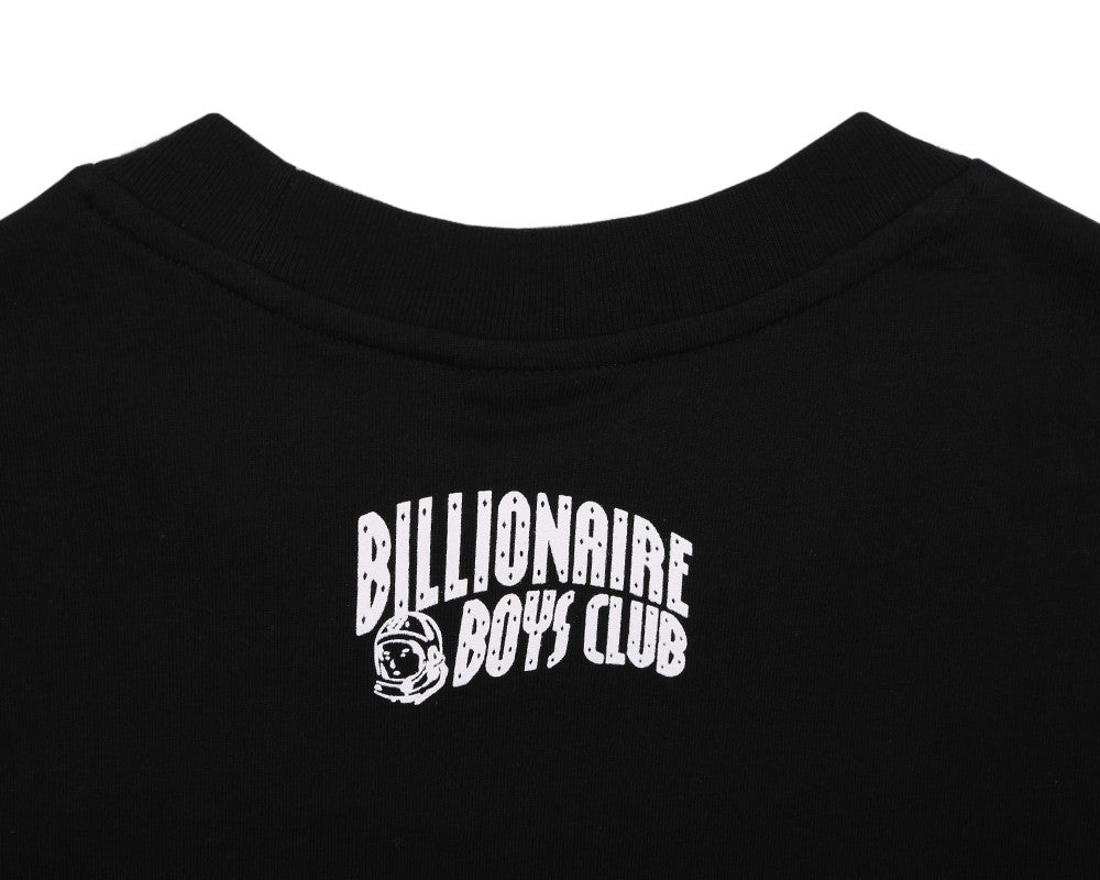 Billionaire Boys Club Pre-Spring '17 SPACE HUNT ICONS S/S TEE - BLACK