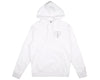 Billionaire Boys Club Spring '17 NOSE ART POP OVER HOODIE - WHITE