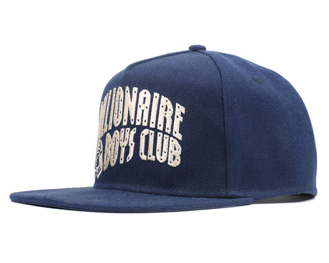 Billionaire Boys Club Pre-Spring '18 ARCH LOGO SNAPBACK CAP - DRESS BLUE