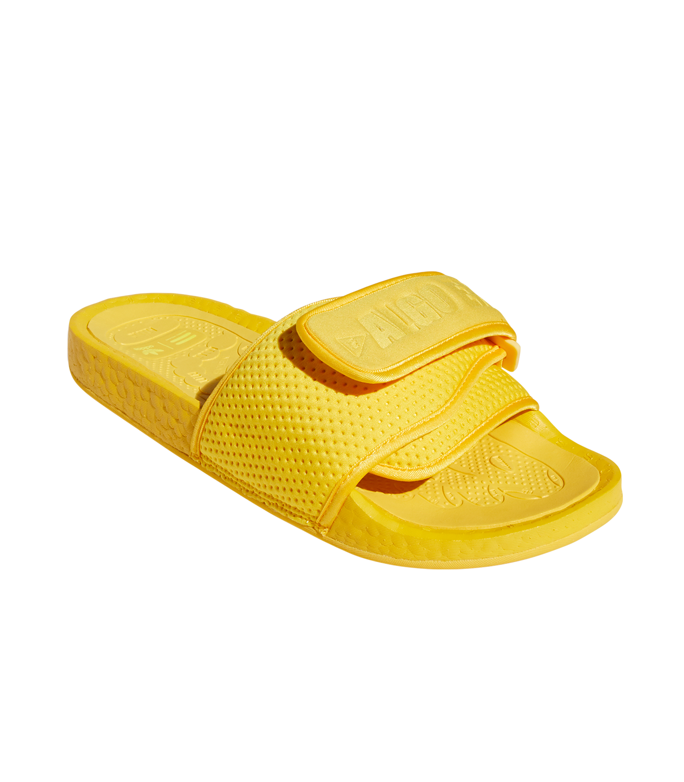 PW BOOST SLIDE - YELLOW [BBC EXCLUSIVE]