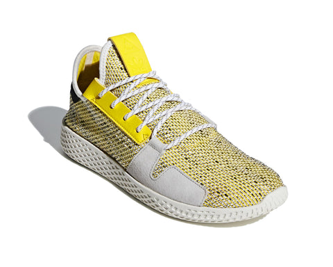 ADIDAS ORIGINALS = PHARRELL WILLIAMS SOLARHU TENNIS V2 - YELLOW
