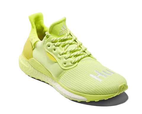 ADIDAS ORIGINALS = PHARRELL WILLIAMS SOLARHU [BBC EXCLUSIVE] - FROZEN YELLOW