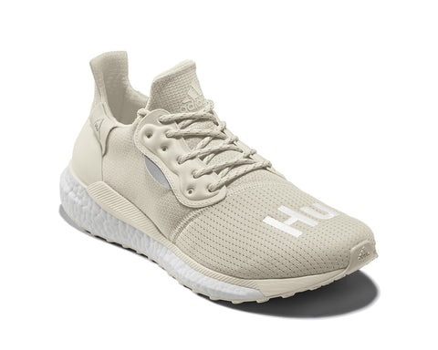 ADIDAS ORIGINALS = PHARRELL WILLIAMS PW SOLARHU - OFF WHITE