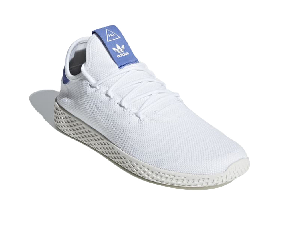 TENNIS HU - WHITE/BLUE