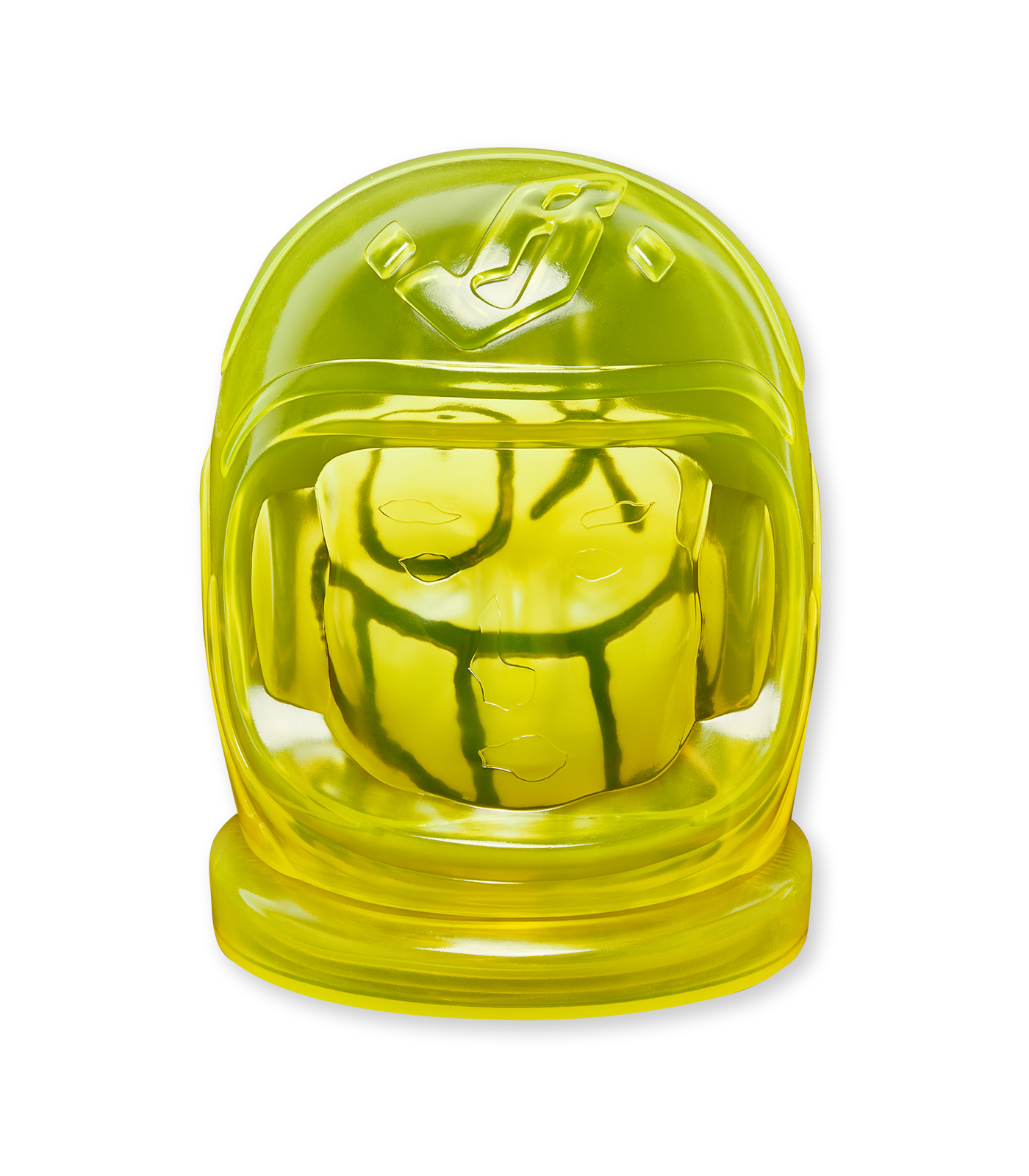 ANDRE ASTRO HELMET TOY - YELLOW