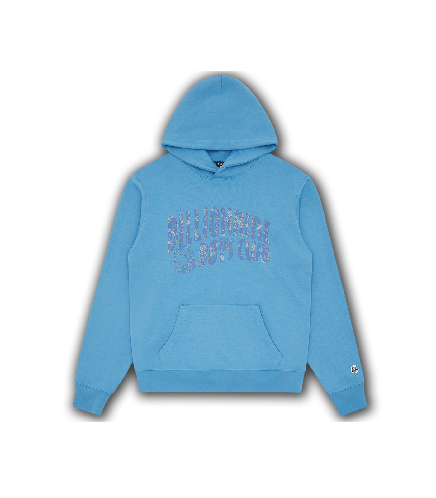 ARCH LOGO POPOVER HOOD - BLUE