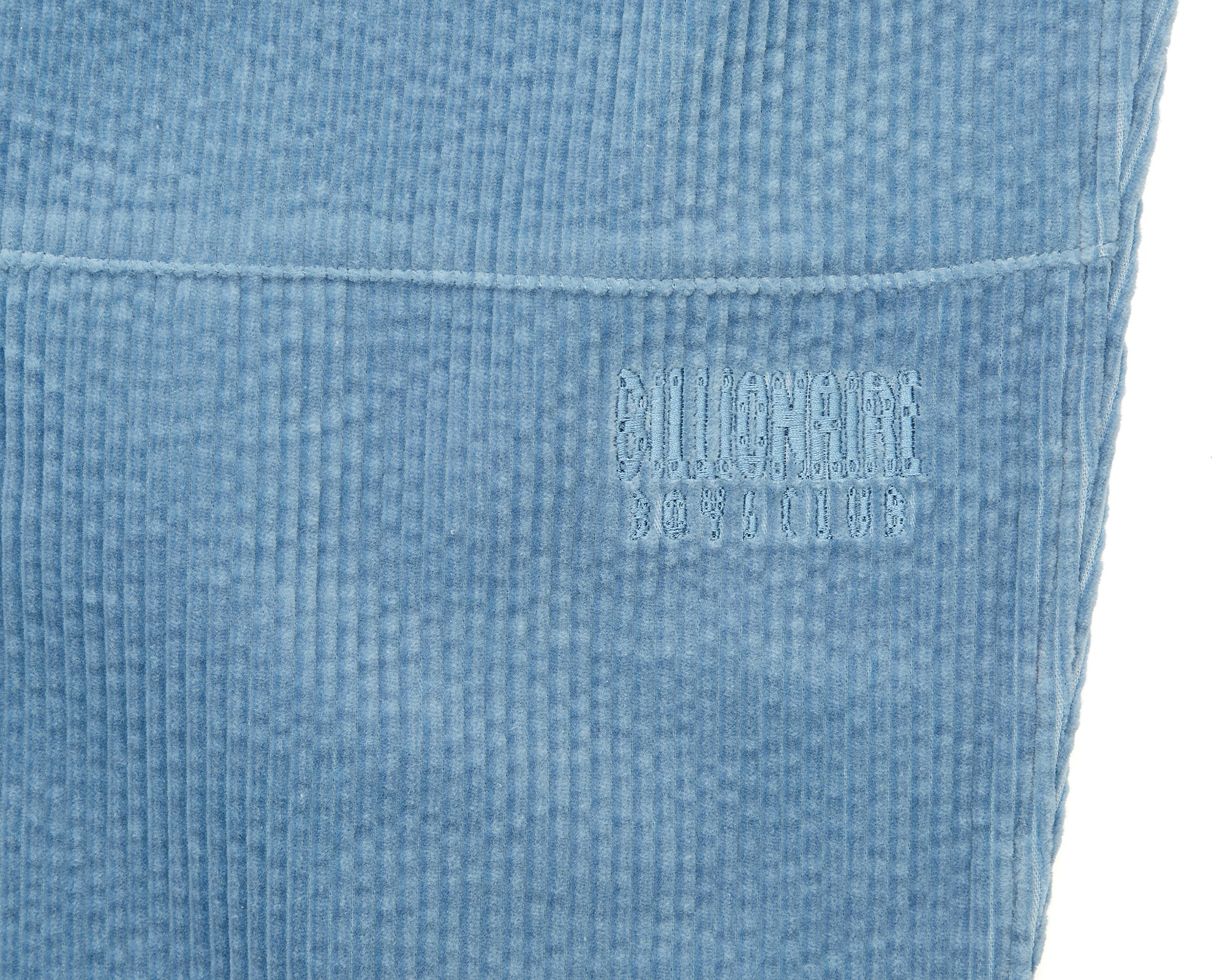 CORDUROY BEACH PANT - BLUE