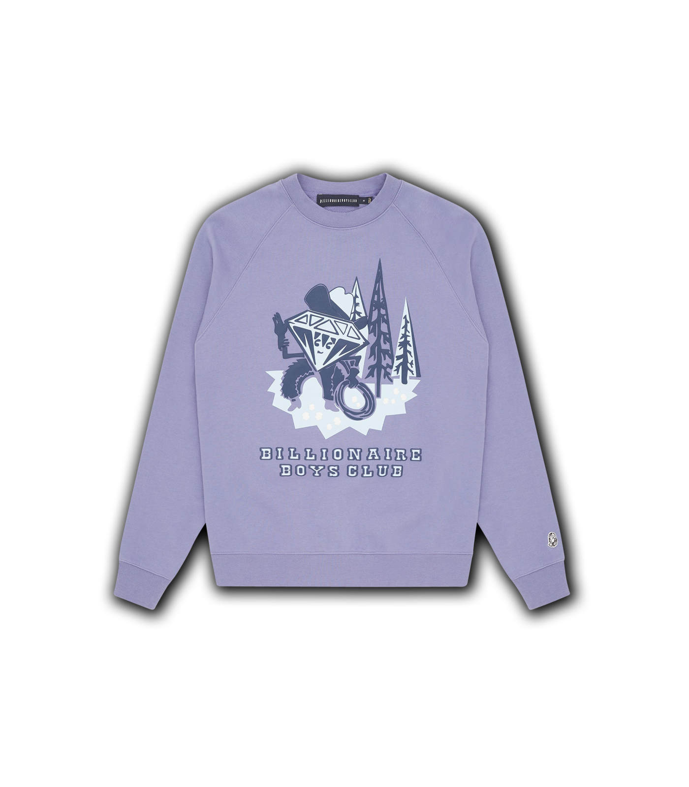 DIAMOND CHARACTER CREWNECK