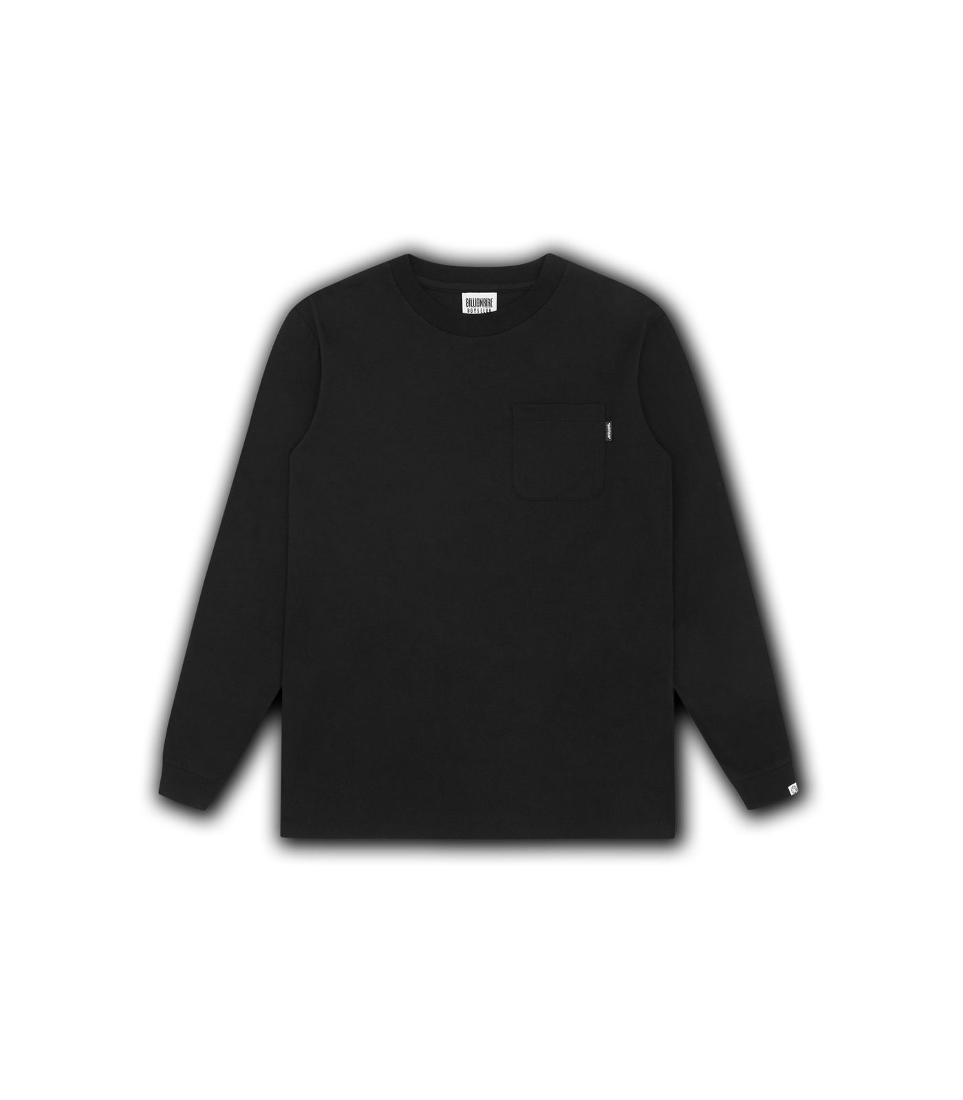 KINETIC L/S T-SHIRT - BLACK