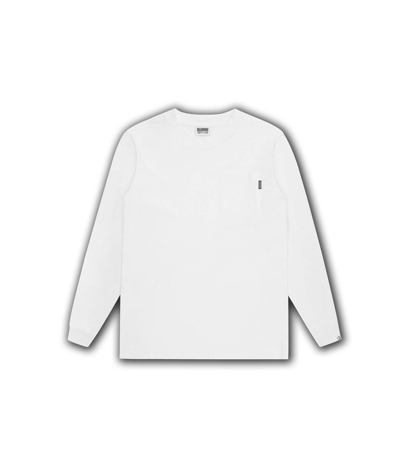 KINETIC L/S T-SHIRT - WHITE