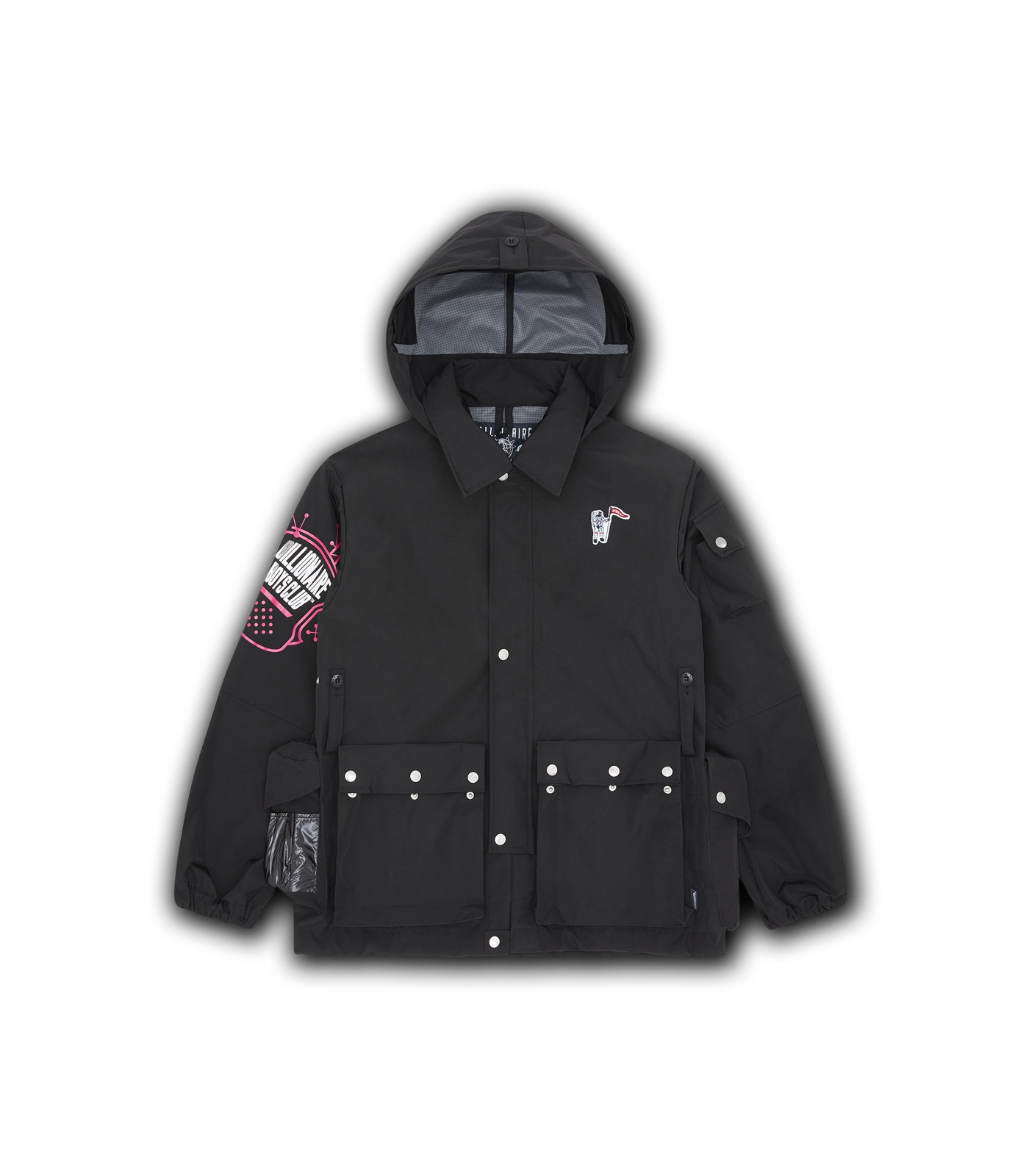 M70 FIELD JACKET - BLACK