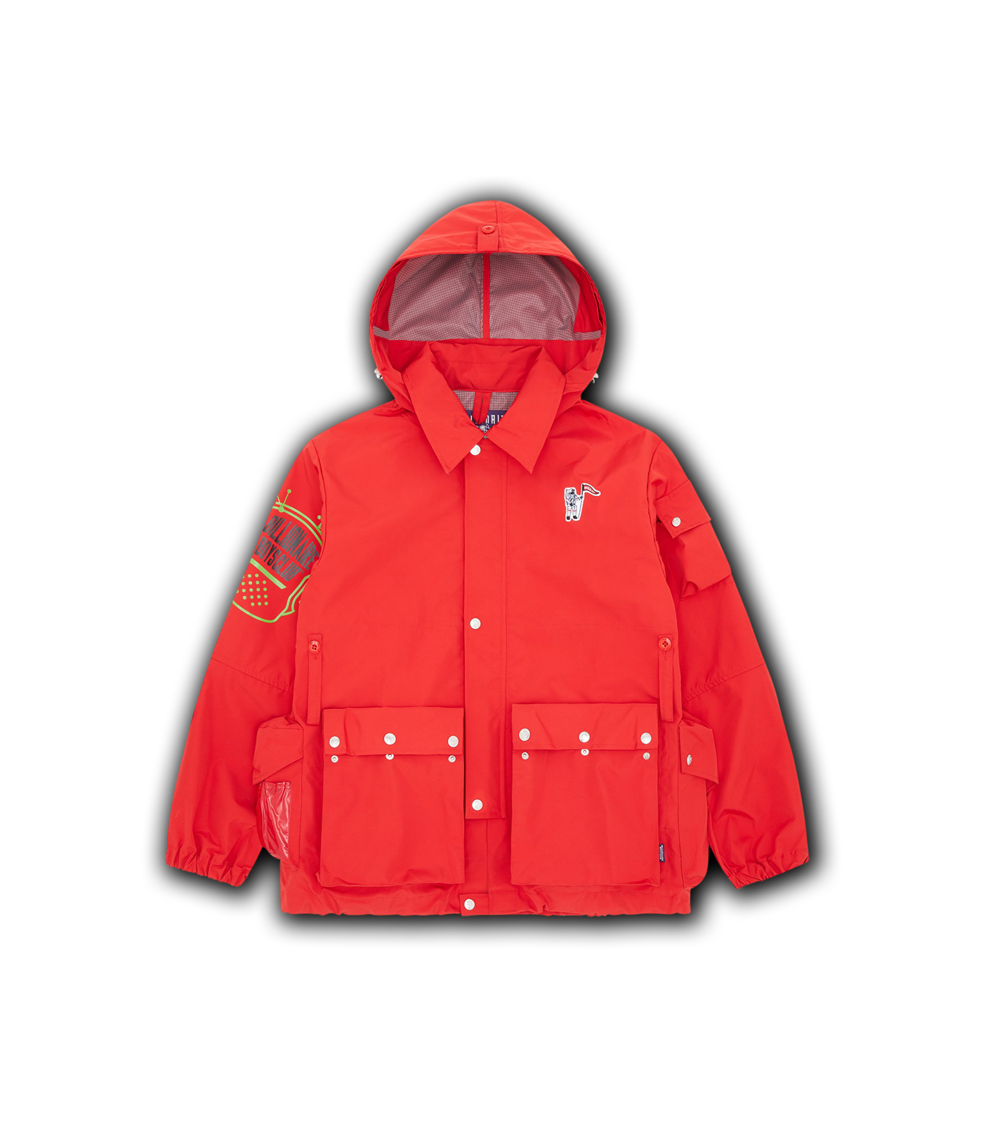 M70 FIELD JACKET - RED