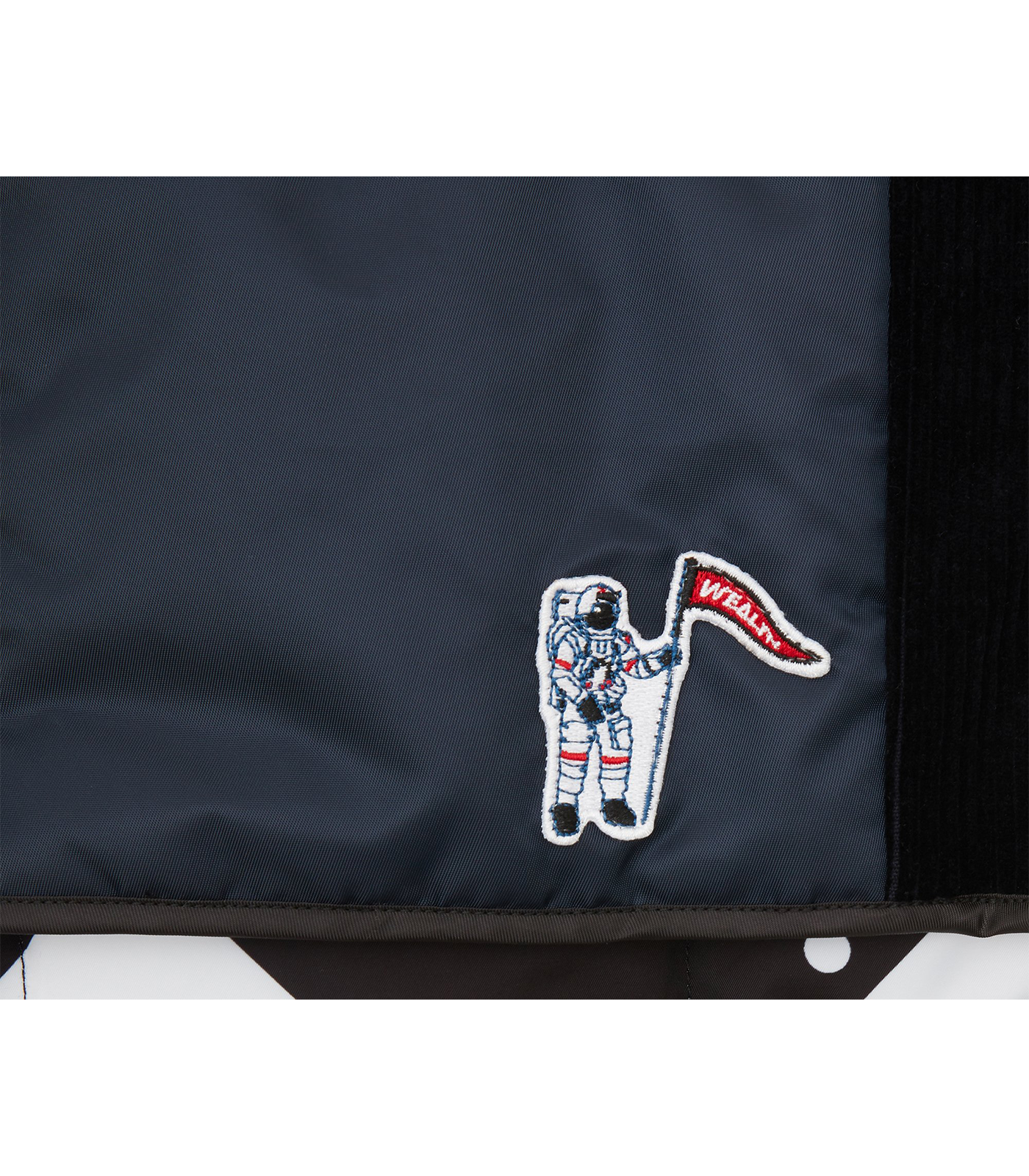 HEART & MIND LINECREW VEST - NAVY