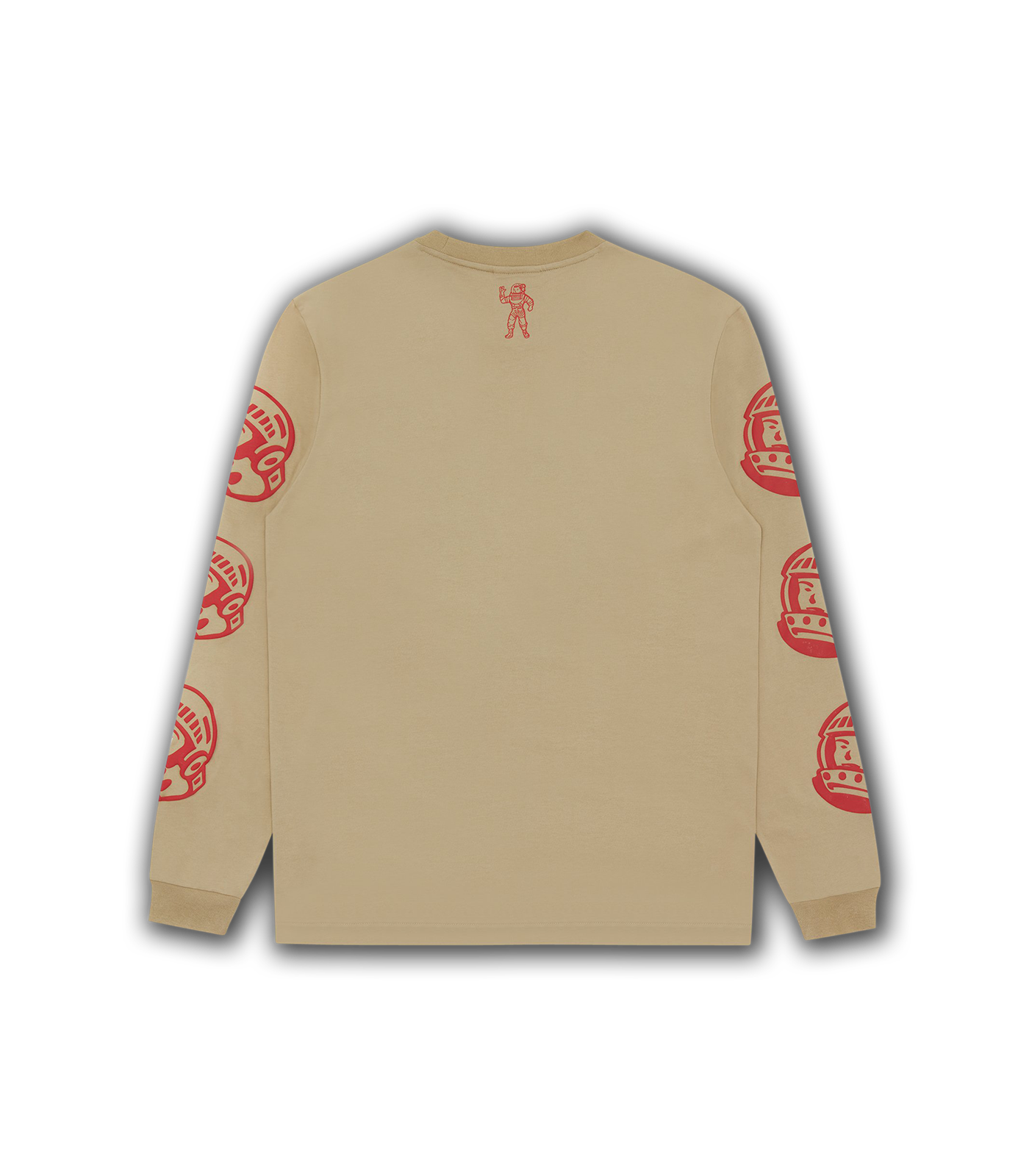 ASTRO REPEAT L/S T-SHIRT - SAND