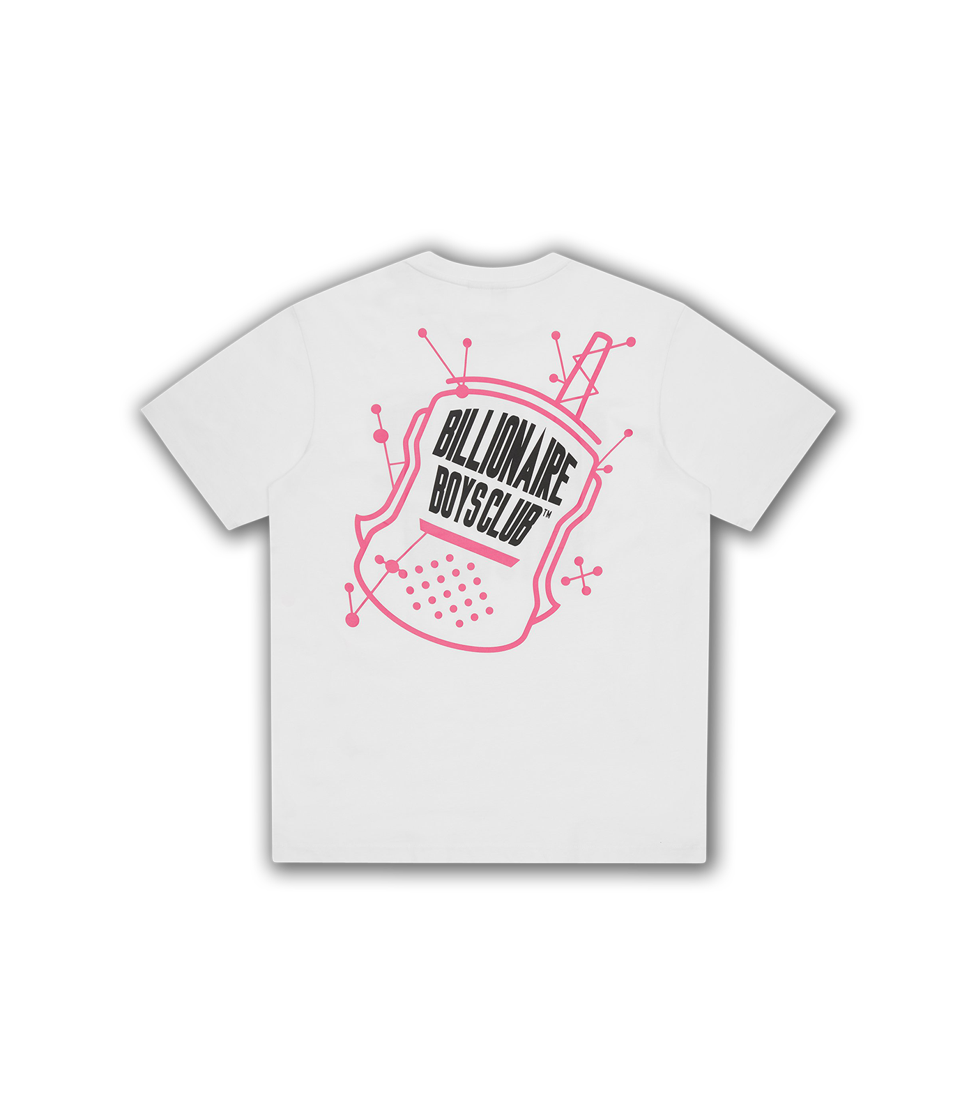 RADIO GRAPHIC T-SHIRT - WHITE