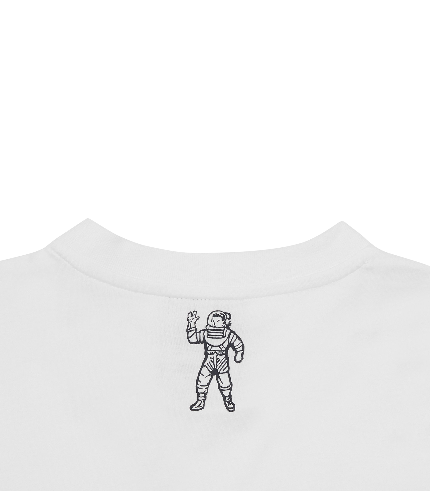 GREETINGS GRAPHIC T-SHIRT - WHITE