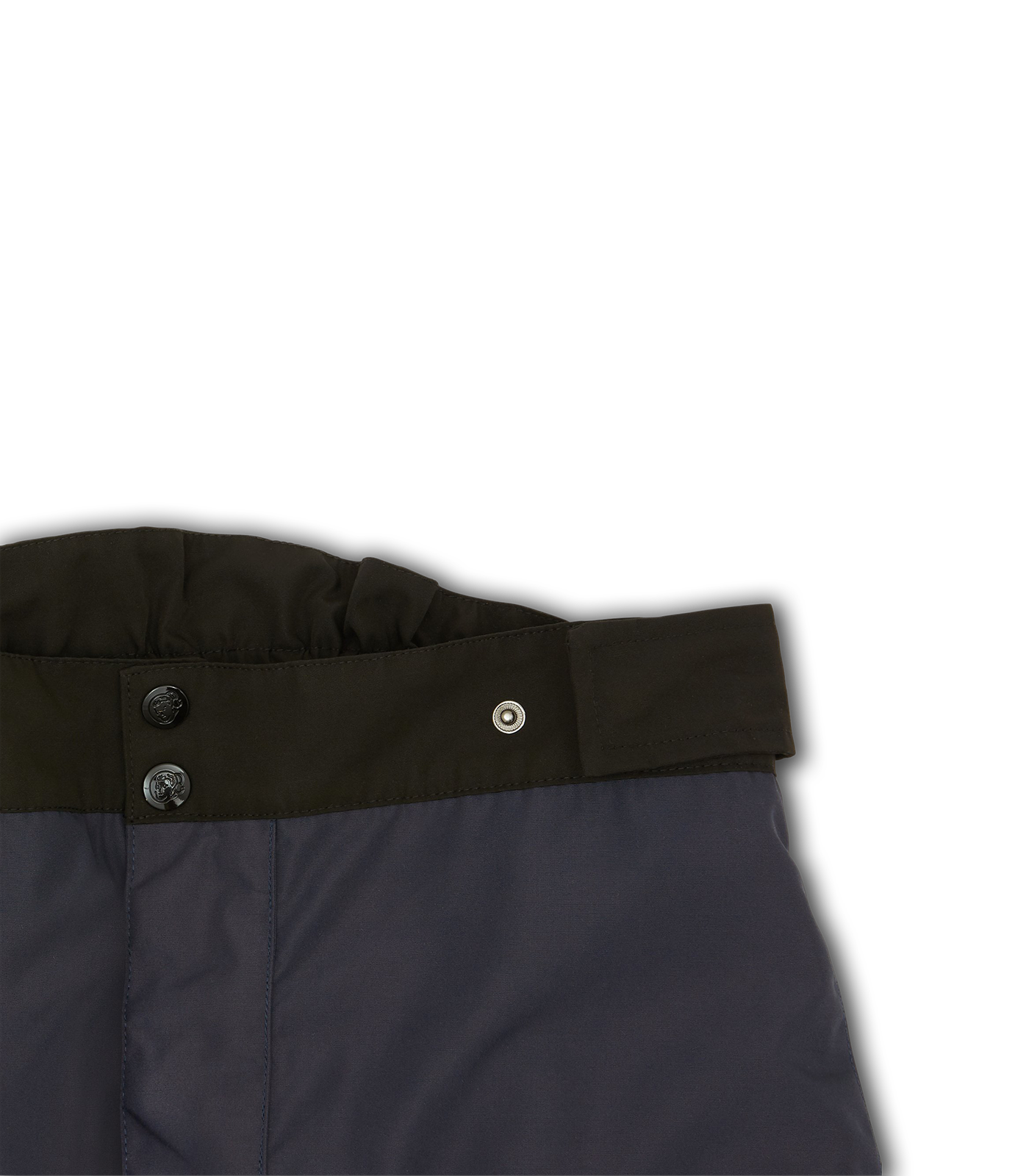 FULL ZIP TRACK PANT - NAVY