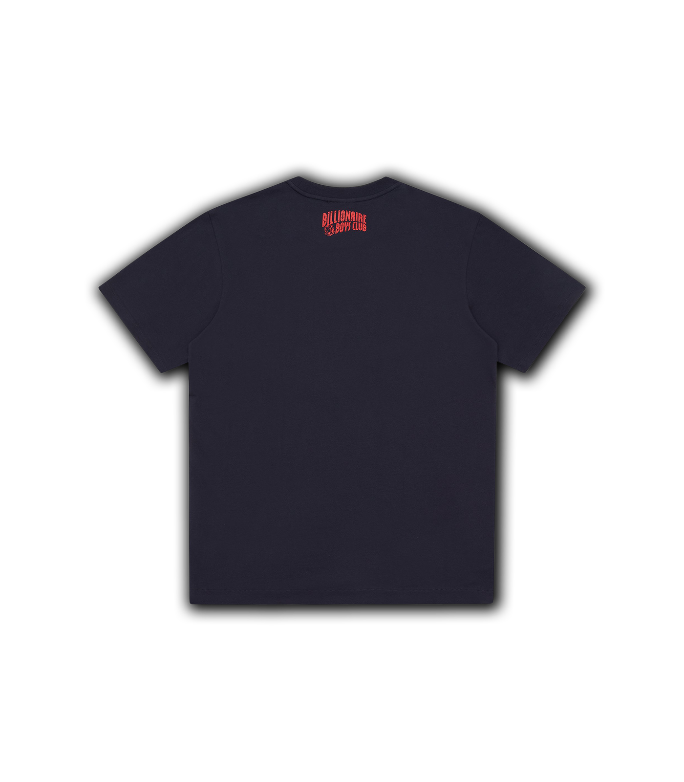 HEART & MIND GRAPHIC T-SHIRT - NAVY