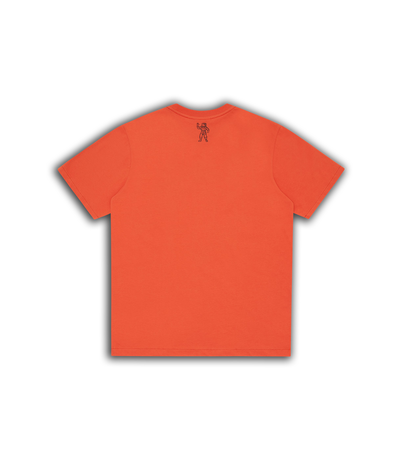 MILITARY PATCH GRAPHIC T-SHIRT - ORANGE