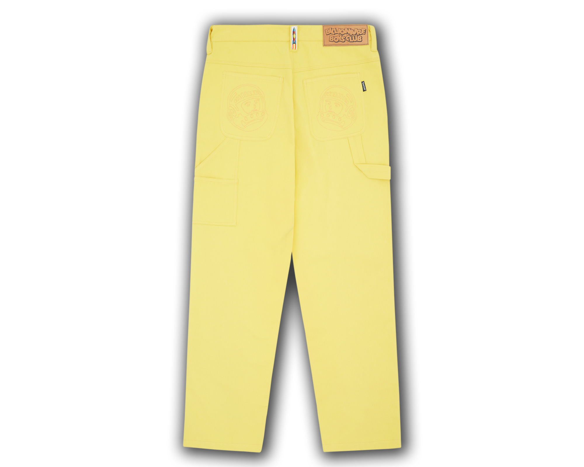 PAINTER PANT - YELLOW