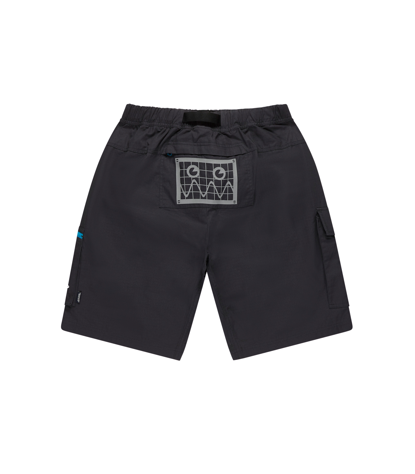 MULTI POCKET CLIMBING SHORTS - NAVY