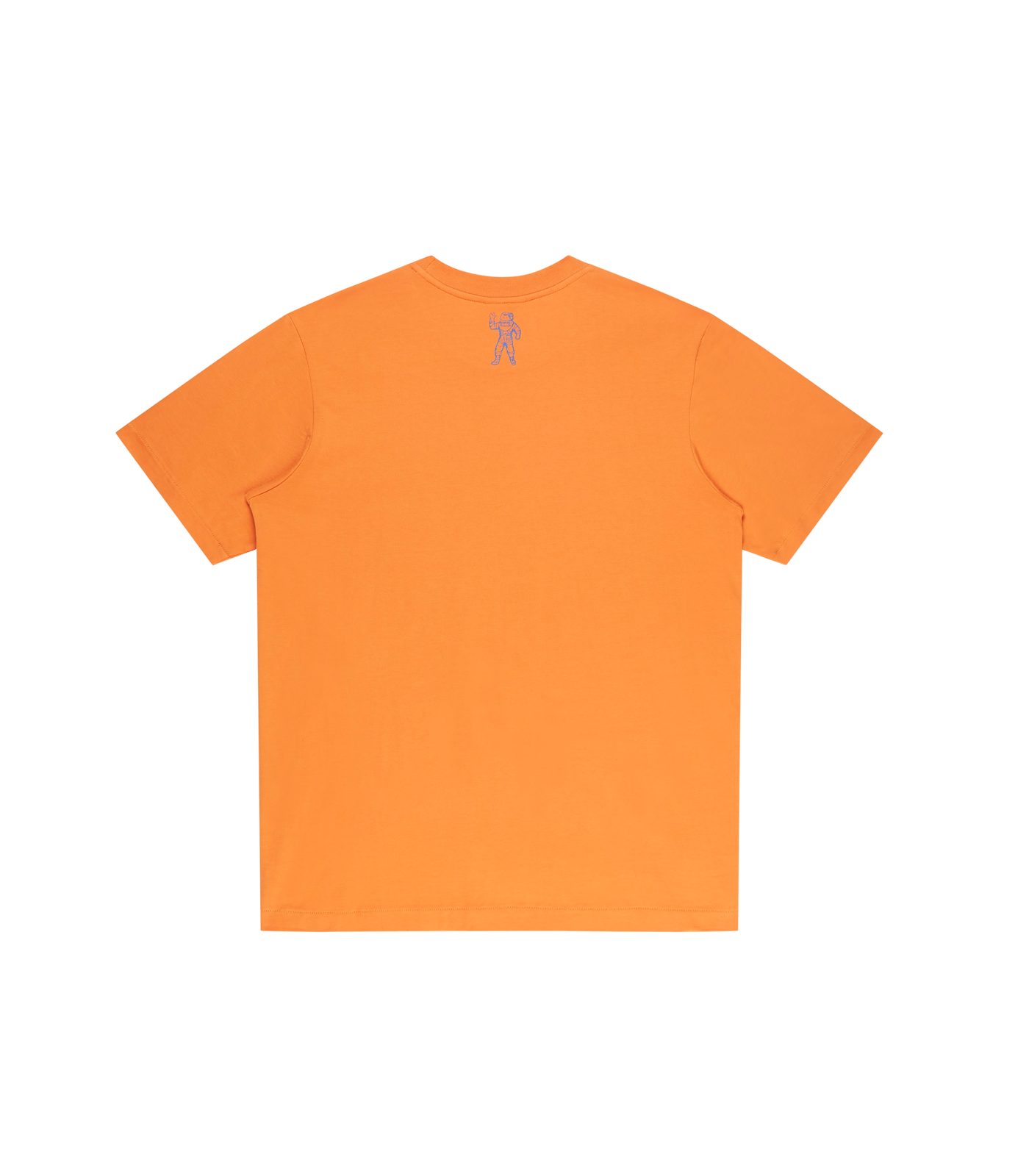 MOUNTAIN LOGO T-SHIRT - ORANGE