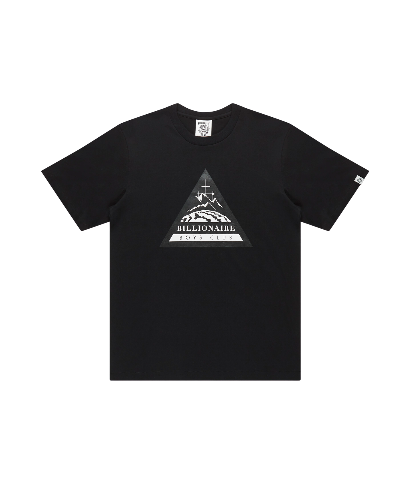 EXPEDITION LOGO T-SHIRT - BLACK