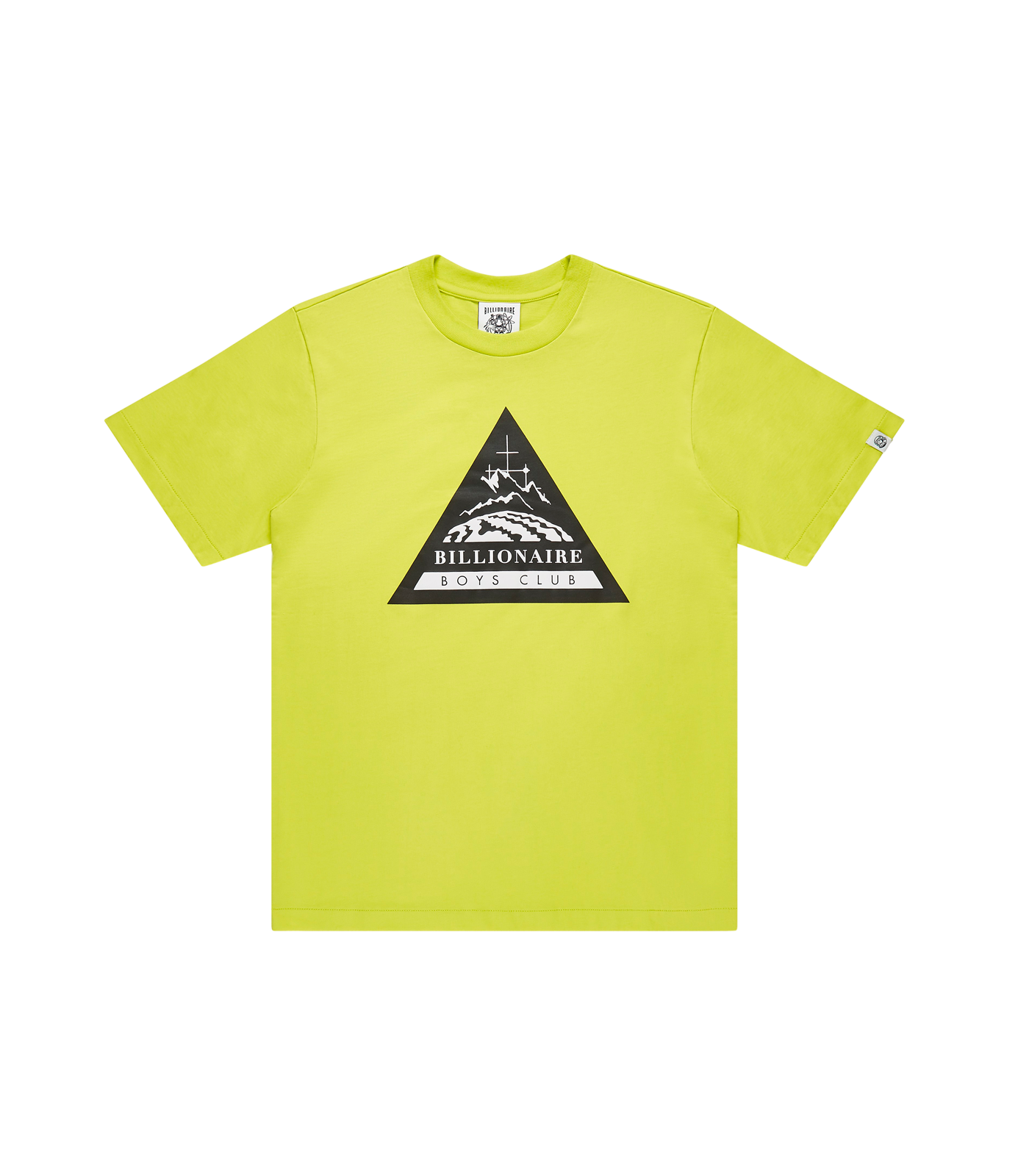 EXPEDITION LOGO T-SHIRT - YELLOW
