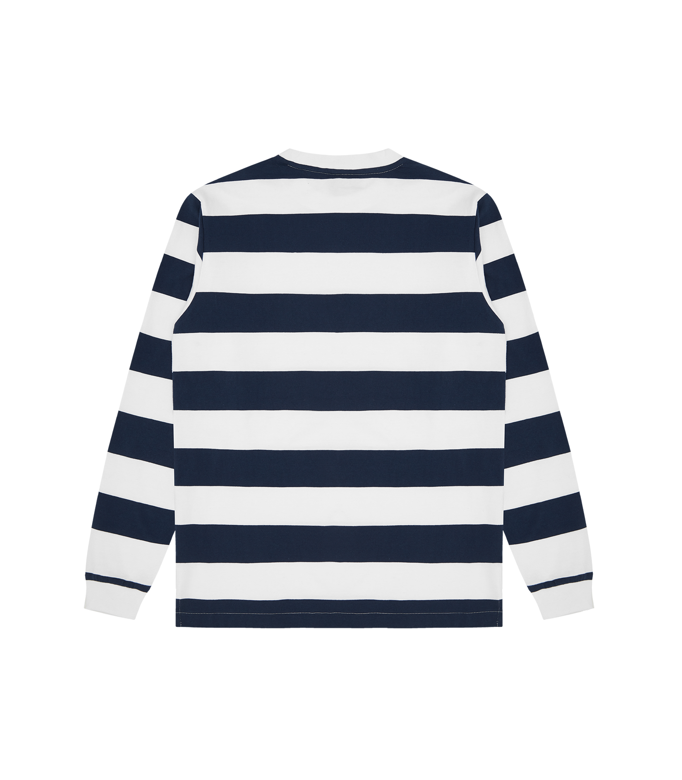 STRIPED L/S T-SHIRT