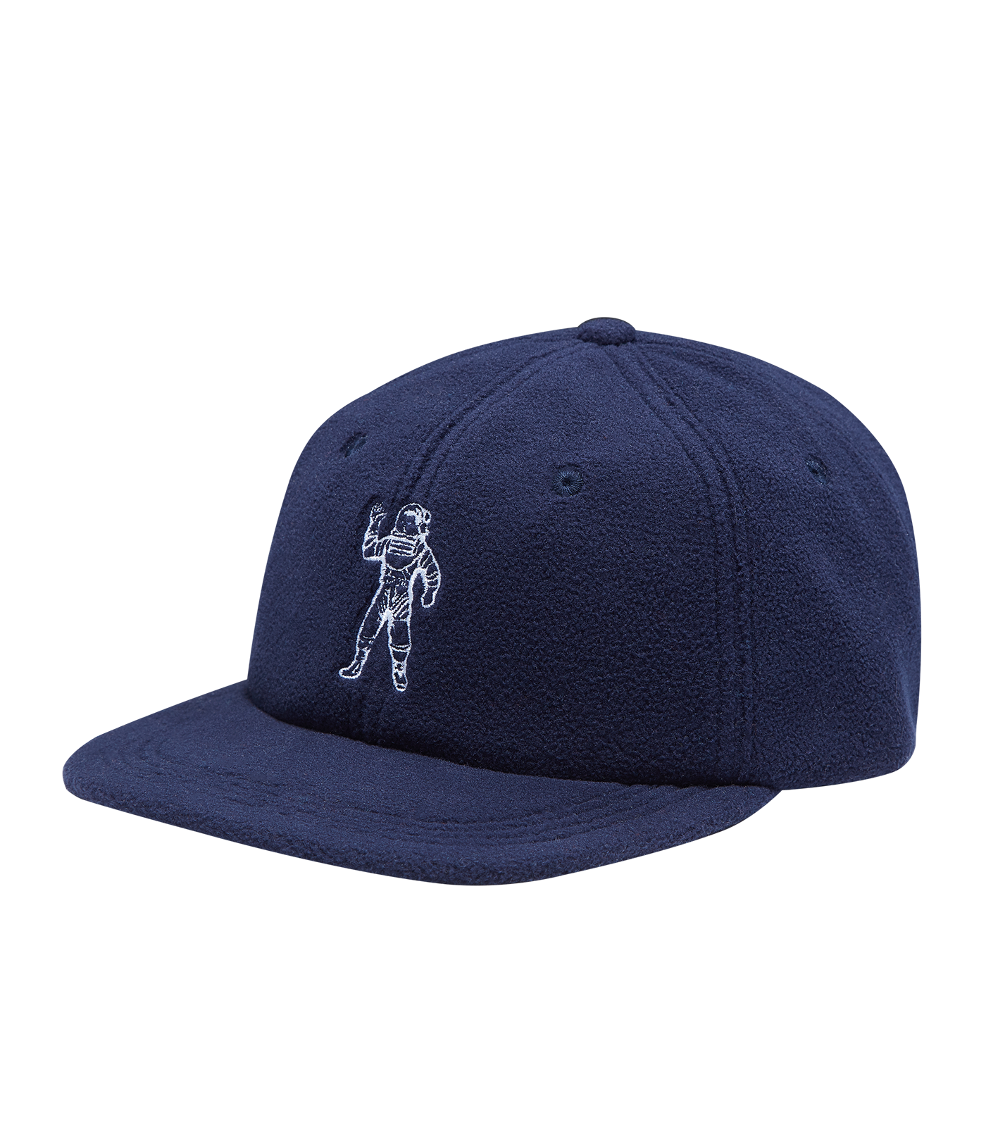 STANDING ASTRO FLEECE CAP - NAVY