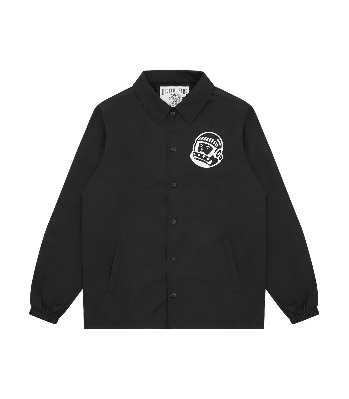 ASTRO HELMET COACH JACKET - BLACK