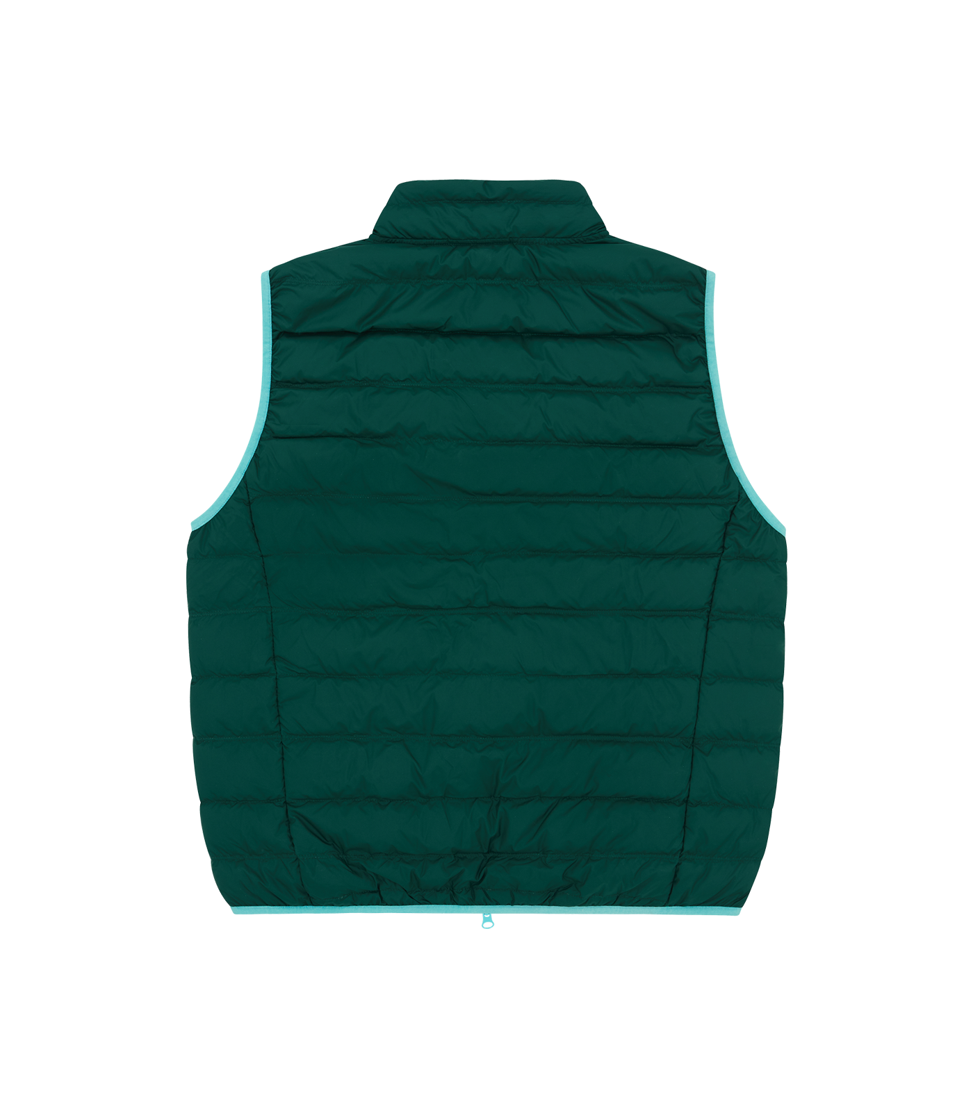 LIGHTWEIGHT DOWN VEST - GREEN