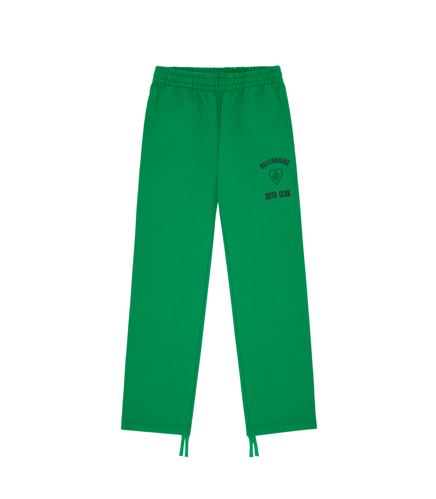HEART LOGO SWEATPANT - GREEN
