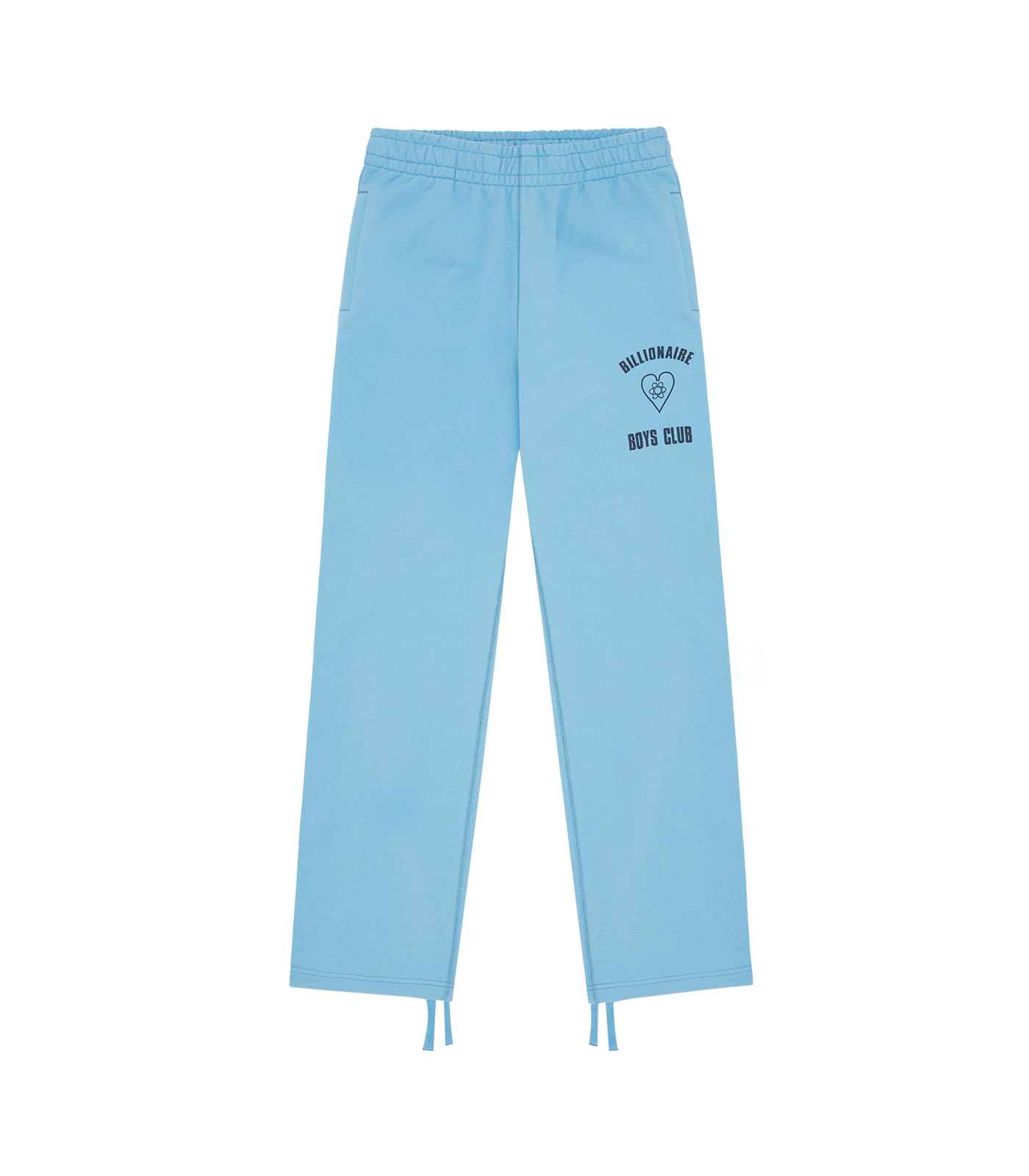 HEART LOGO SWEATPANT - BLUE