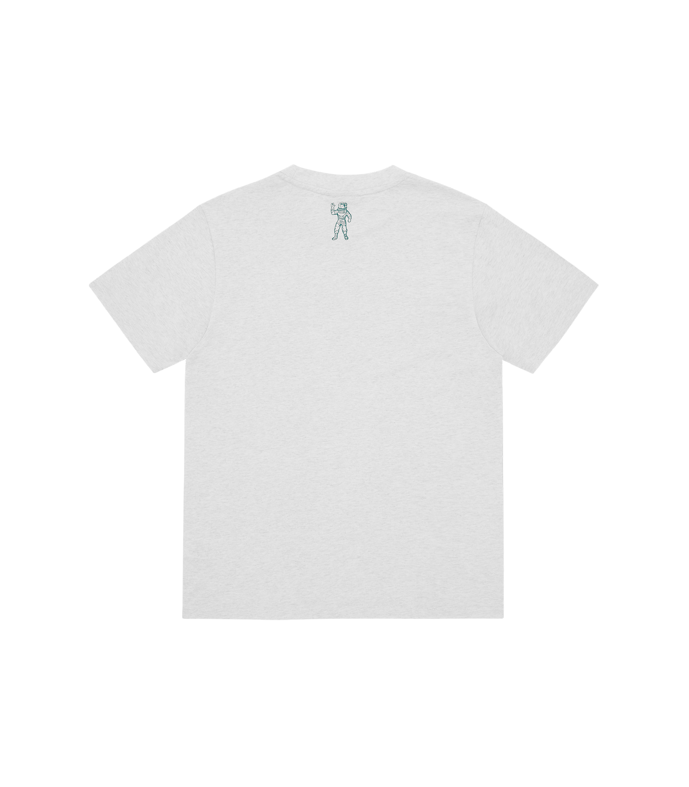 CAMO ARCH LOGO T-SHIRT - HEATHER GREY