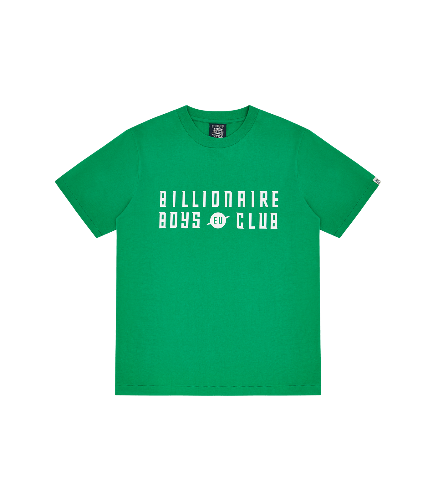 EU LOGO T-SHIRT - GREEN